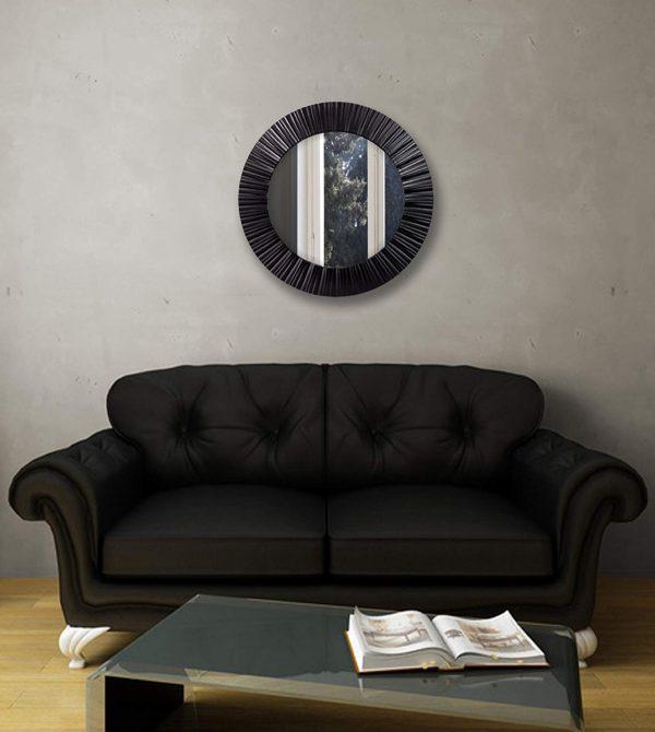 miroir décoratif mural pas cher