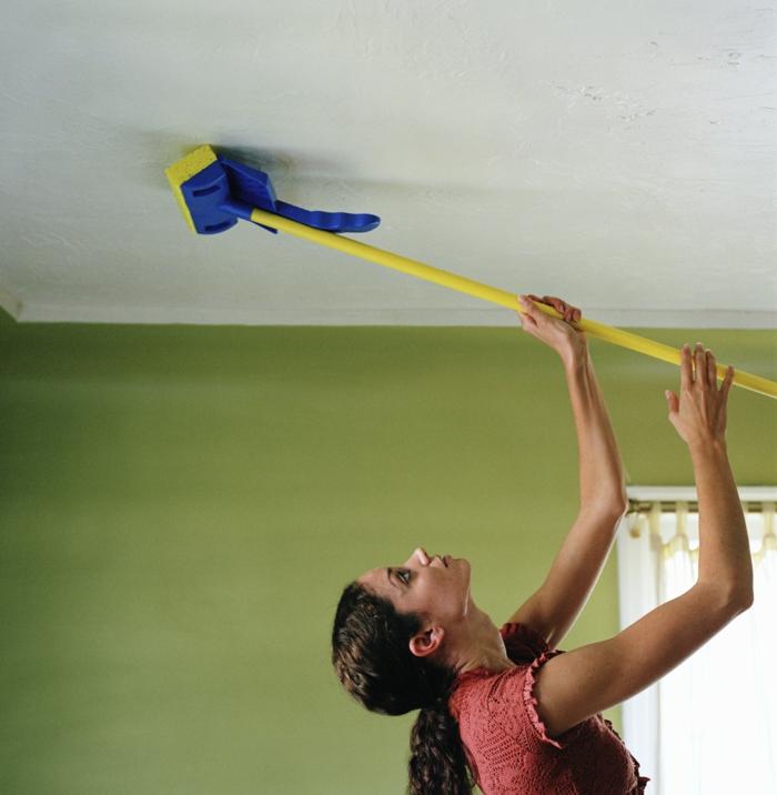 nettoyer le plafond oosouji