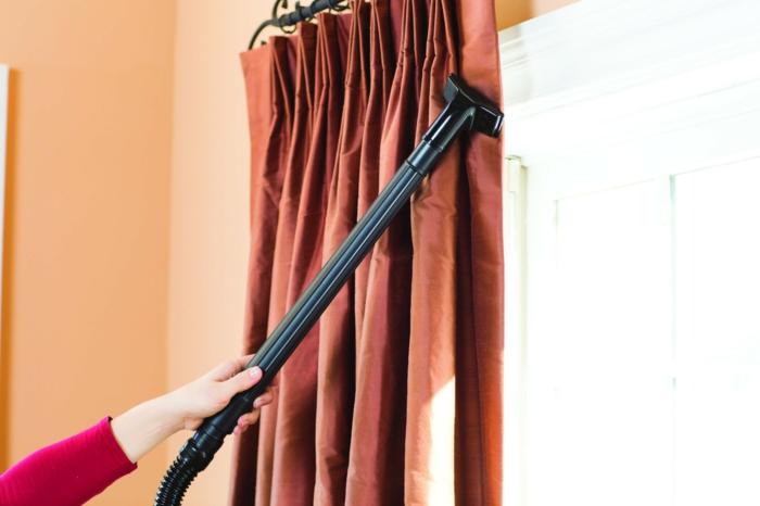 nettoyer les rideaux Oosouji art japonais de nettoyer son intérieur