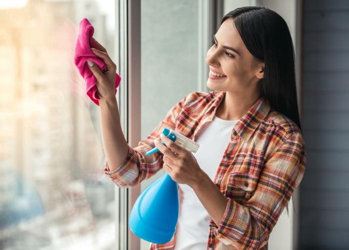 nettoyer les vitres Oosouji art japonais de nettoyer son intérieur