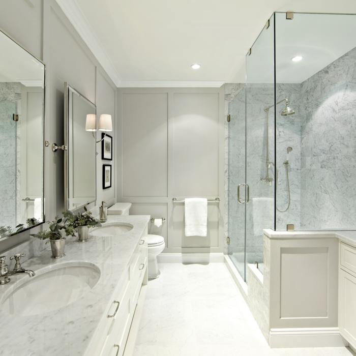 optimiser l'espace et ranger la pièce home staging salle de bain conseils pratiques