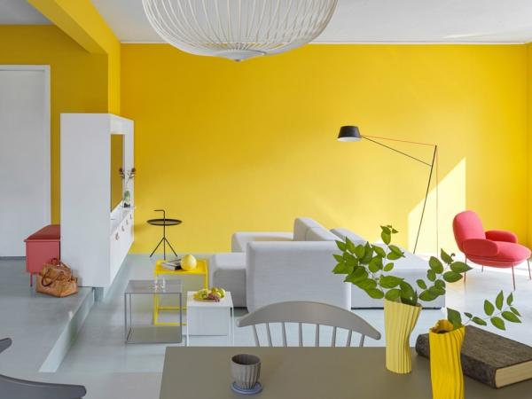 peinture appartement plafond blanc