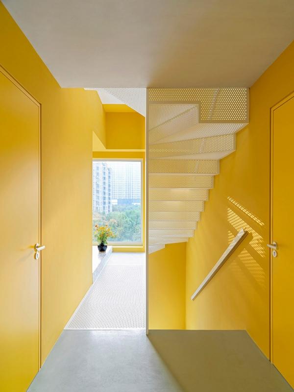 peinture appartement portes et murs