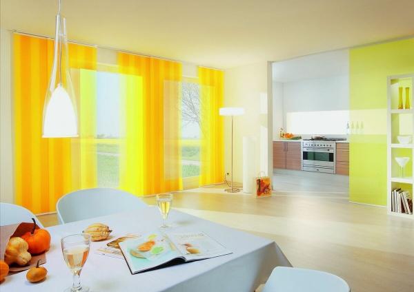 peinture appartement reflets de lumière