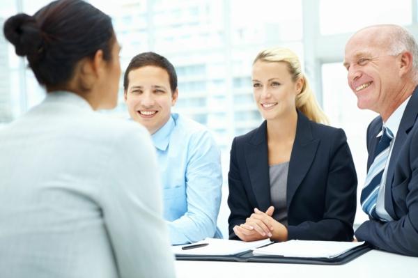 produire une impression positive entretien d'embauche