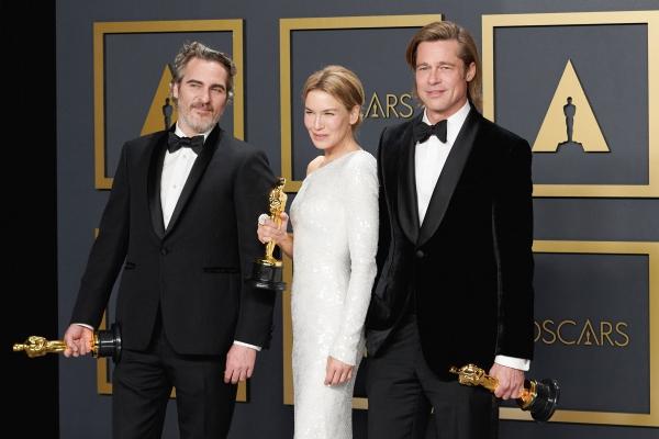 remise des Oscars 2020 acteurs prisés