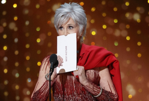 remise des Oscars 2020 nomination pour le meilleur film