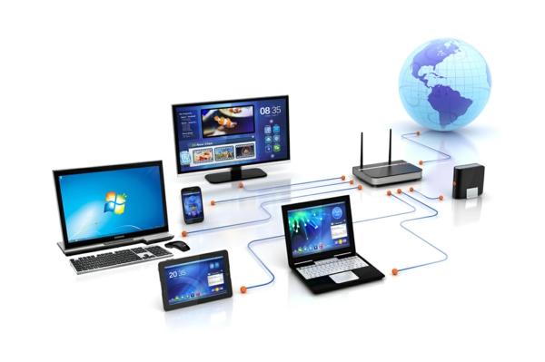 système domotique connexion internet