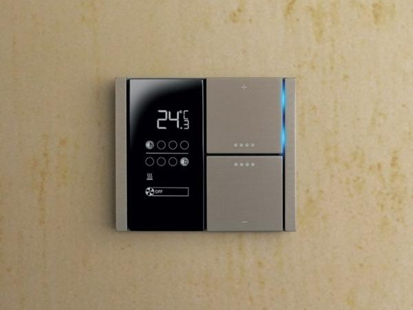 système domotique thermostat