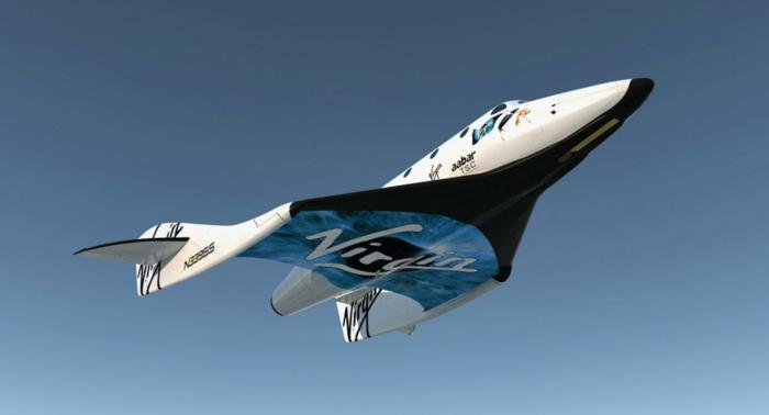 virgin galactic tourisme spatial space x