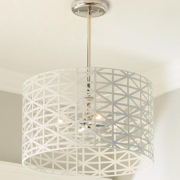 éclairage et lampes pour la maison abat-jour en suspension