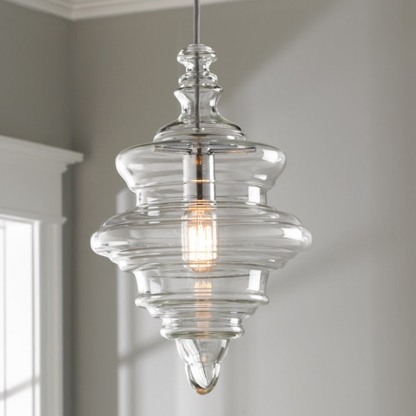 éclairage et lampes pour la maison comme une toupie