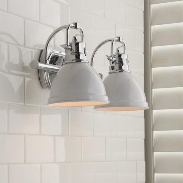 éclairage et lampes pour la maison dans la salle de bain