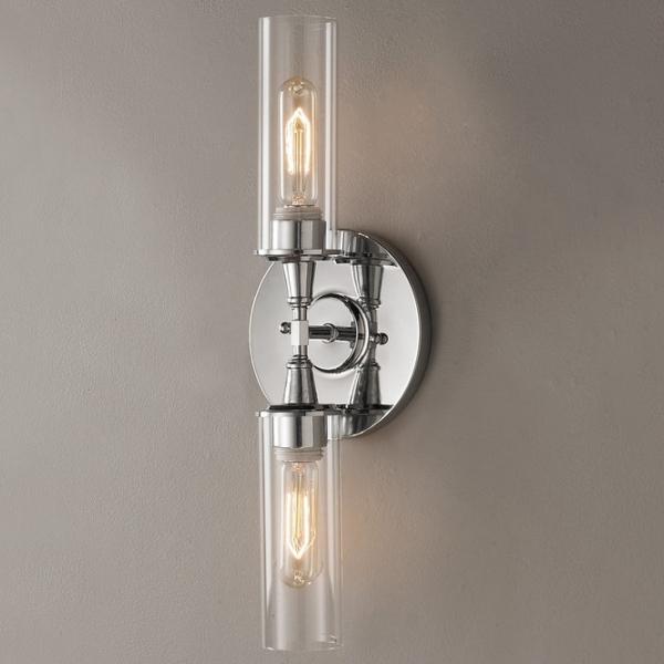 éclairage et lampes pour la maison deux luminaires opposés
