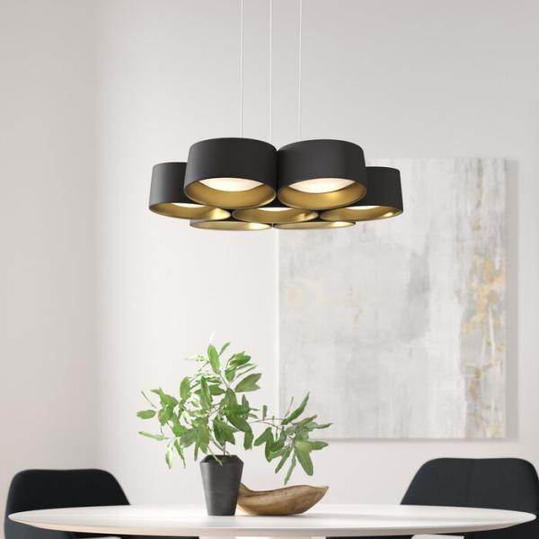 éclairage et lampes pour la maison luminaire en sept pièces