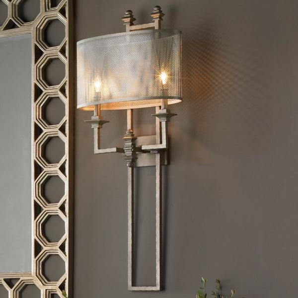 éclairage et lampes pour la maison mélange de luxe et de style industriel