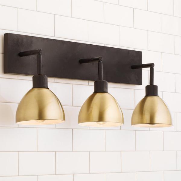 éclairage et lampes pour la maison pour la salle de bain