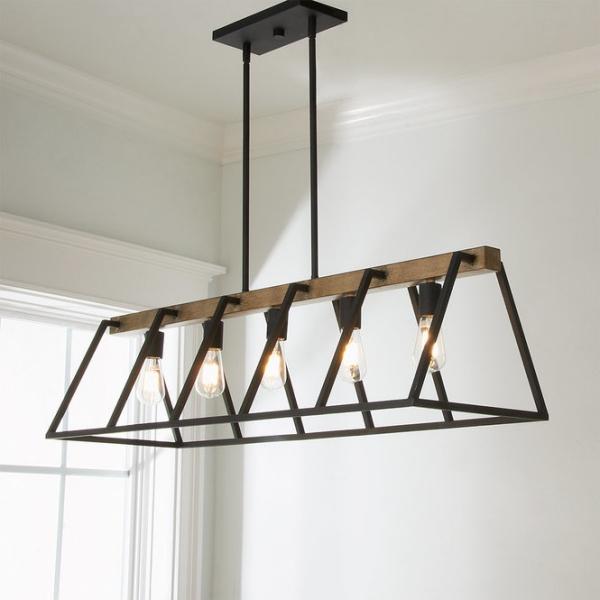 éclairage et lampes pour la maison rectangle biseauté