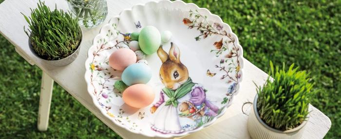 activité découpage de Pâques maman lapin