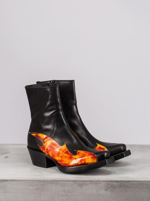 bottes santiag bottines pour femme
