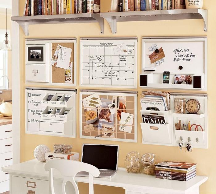 bureau à domicile organisation parfaite