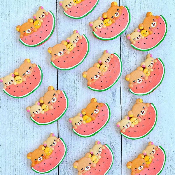 comment faire des macarons c'est l'été
