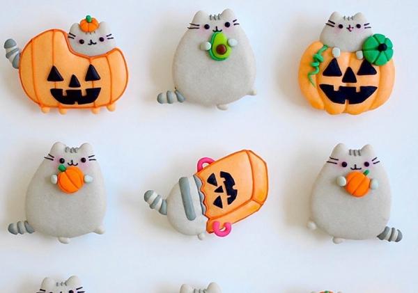 comment faire des macarons toujours Halloween