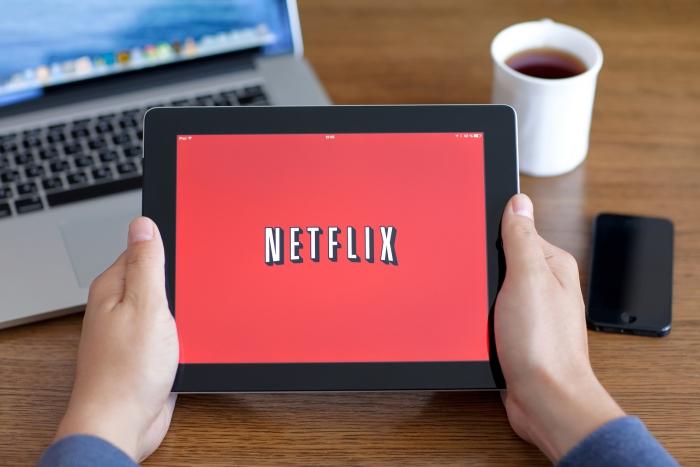 confinement plateforme Netflix