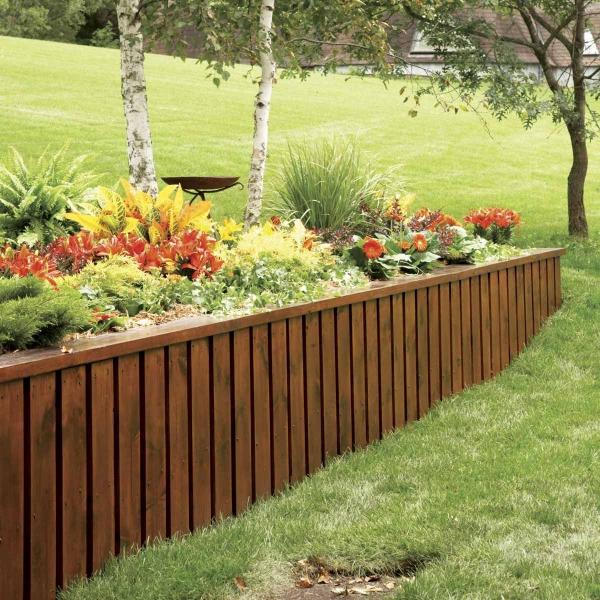 construire un mur de soutènement jardin charpente