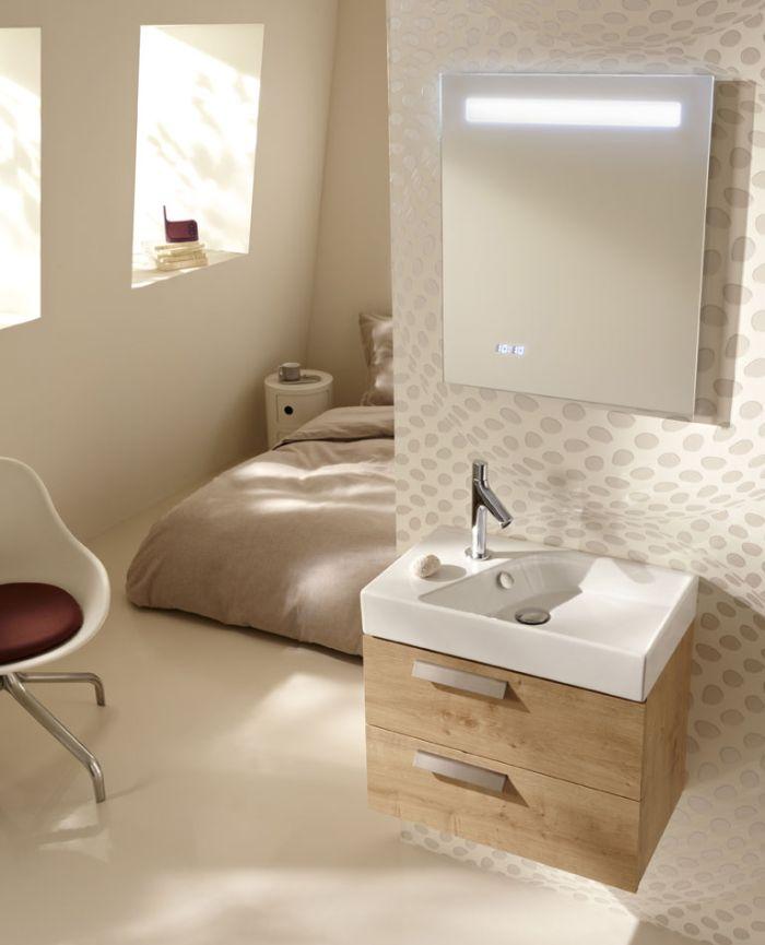 déco suite parentale petite salle de bains