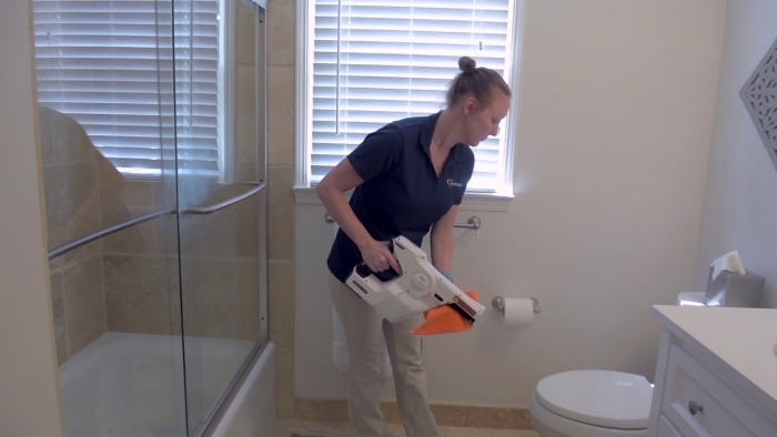 désinfecter cuvette de toilette