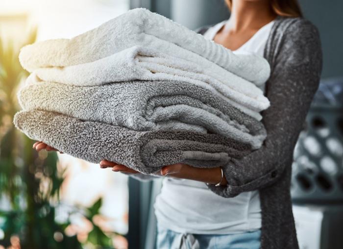 désinfecter laver le linge