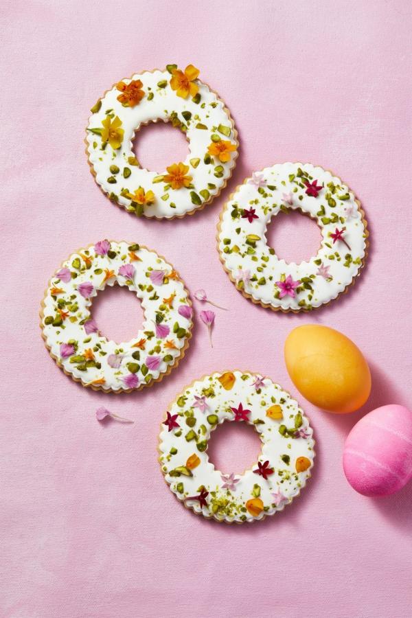 dessert de Pâques beautés cannelées