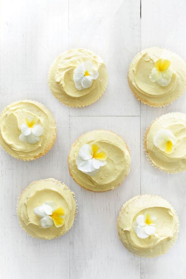 dessert de Pâques cupcakes au babeurre