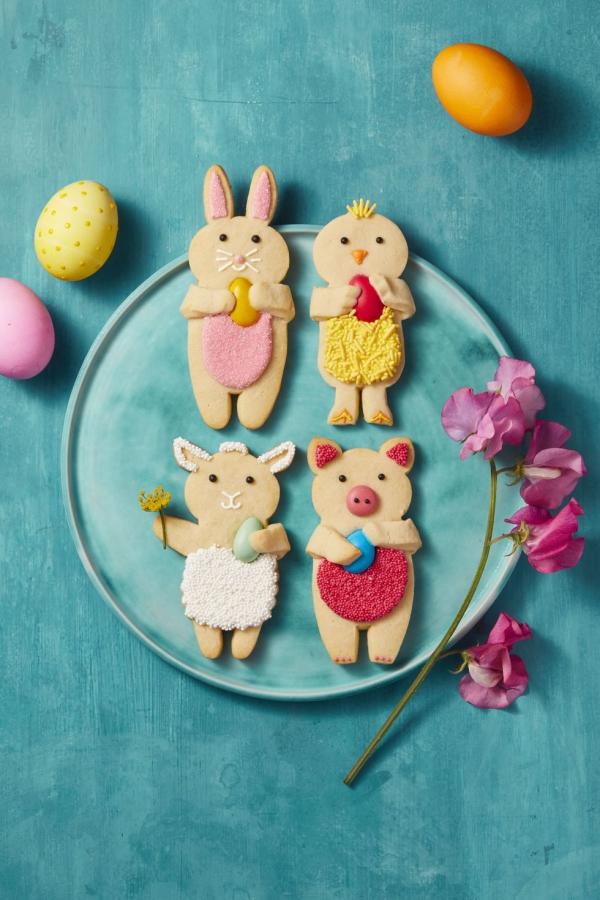 dessert de Pâques délices printaniers