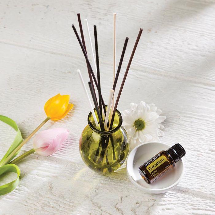 diy diffuseur de parfum bâtonnet