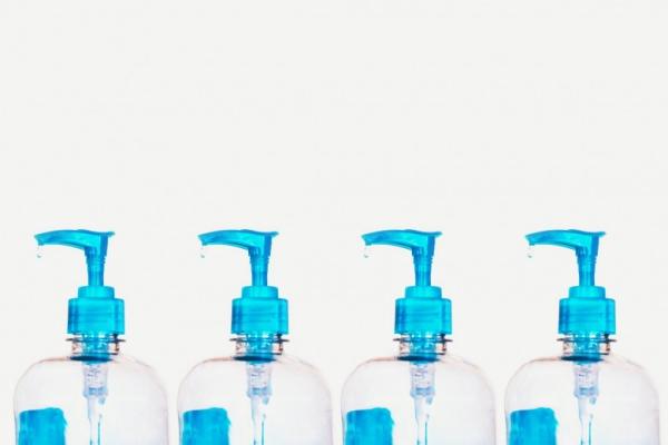 diy gel désinfectant mains anti-virus