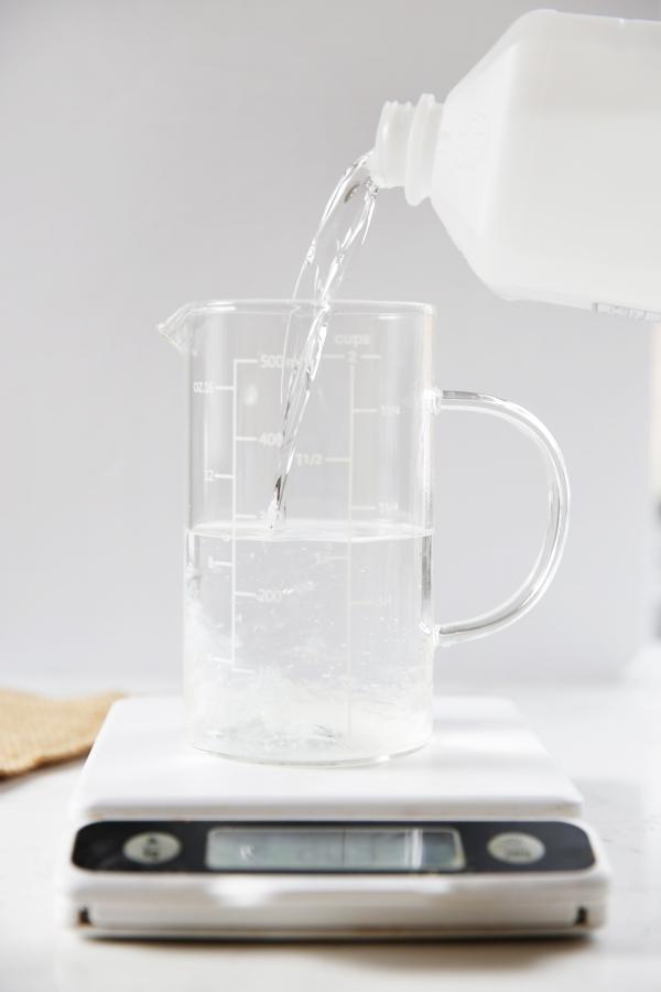 diy gel désinfectant pour les mains peroxyde d'hydrogène