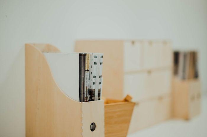 espace bien organisé aménagement bureau