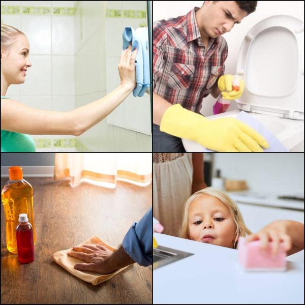 faire un nettoyant multi-usage maison