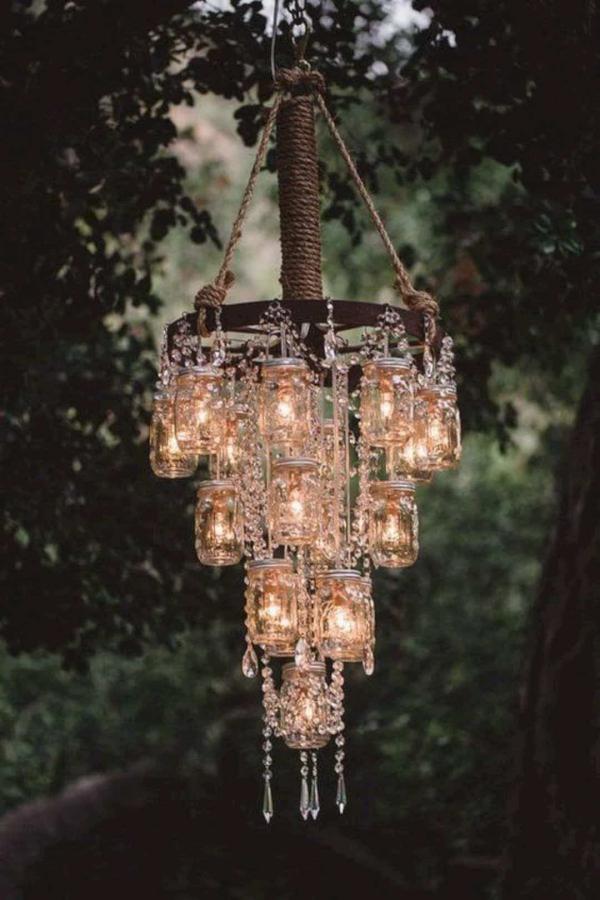lanterne extérieur à poser grande taille une vieille roue en fer