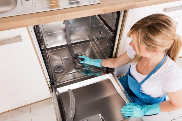 lave-vaisselle propre confinement