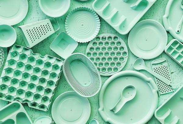 produits en microplastique
