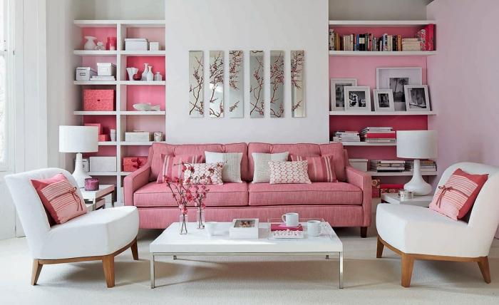 psychologie des couleurs effet psychologique du rose