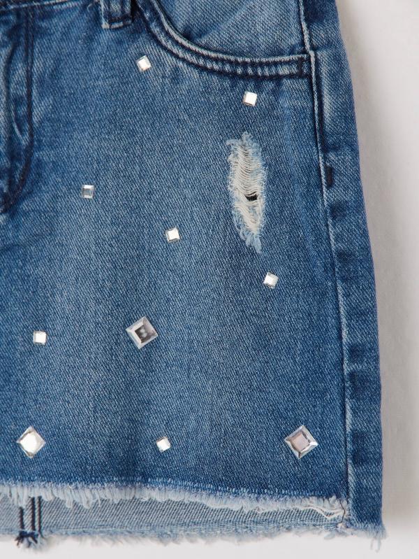 vêtement personnalisé déchirer exprès