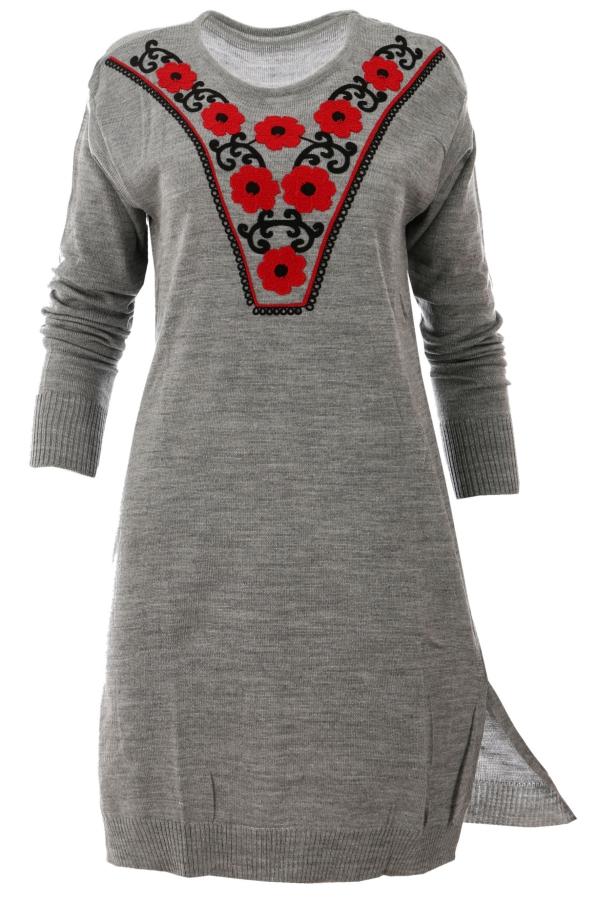 vêtement personnalisé robe ornementée