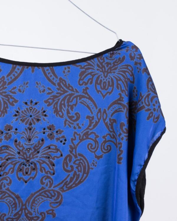 vêtement personnalisé une blouse rénovée