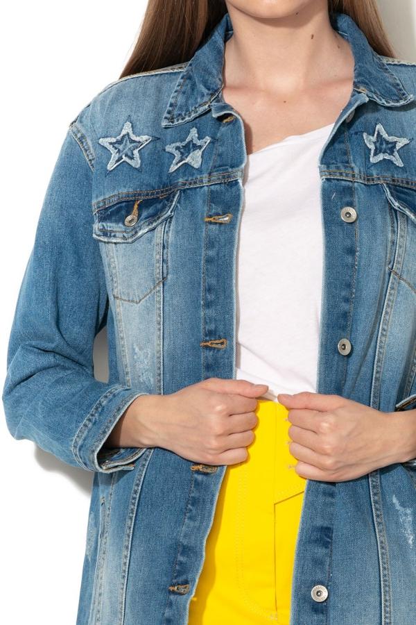 vêtement personnalisé une veste rénovée