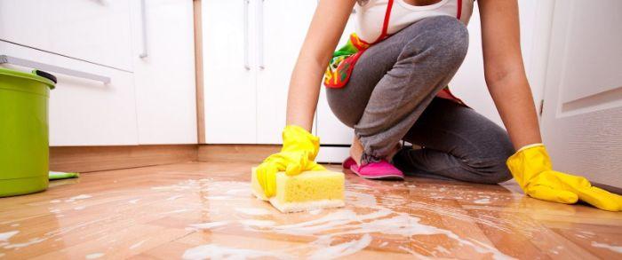 éliminer les impuretés vinaigre blanc désinfectant