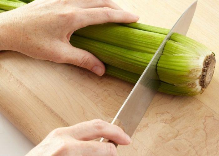 conseils faire repousser les légumes céleri